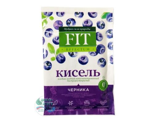 Кисель Черника витаминизированный ФитПарад 30 гр - низкая цена, высокое качество