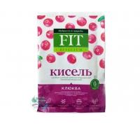 Кисель Клюква витаминизированный ФитПарад 30 гр