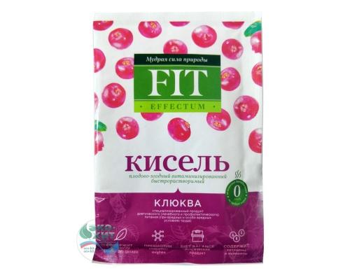 Кисель Клюква витаминизированный ФитПарад 30 гр - низкая цена, высокое качество