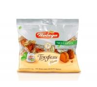 Трюфели шоколадные без сахара Победа вкуса 150 гр