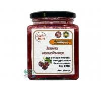 Варенье вишневое с косточкой без сахара Light Jam 380 гр