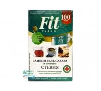 Заменитель сахара натуральный №10 ФитПарад стики 100 шт