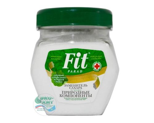 Заменитель сахара натуральный №7 ФитПарад 180 гр - низкая цена, высокое качество