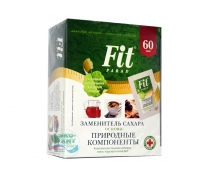 Заменитель сахара натуральный №7 ФитПарад саше 60 гр