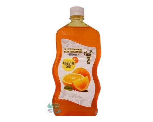 Сироп Апельсин без сахара Черное Море 1 литр - низкая цена, высокое качество