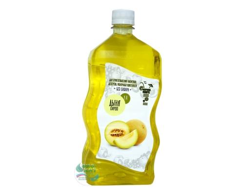 Сироп Дыня без сахара Черное Море 1 литр - низкая цена, высокое качество