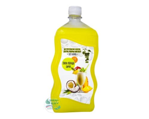 Сироп Пина Колада без сахара Черное Море 1 литр - низкая цена, высокое качество